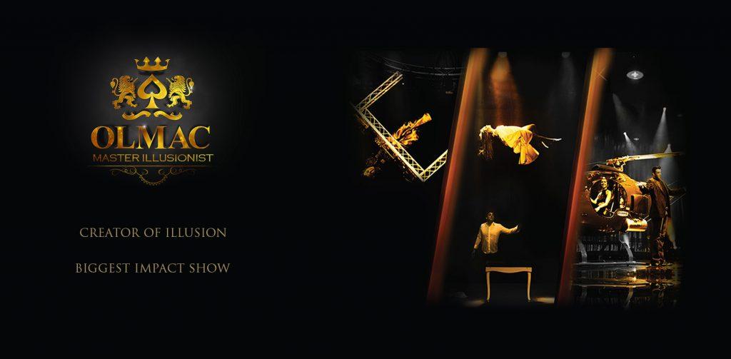 Français) OLMAC, magicien professionnel, se produit dans le monde ...