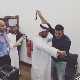 OLMAC en pickpocket à Dubai
