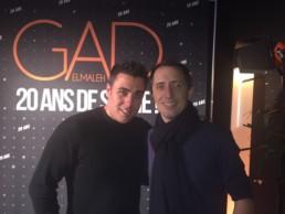 OLMAC et Gad Elmaleh