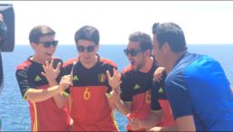 OLMAC pour la Fifa report TV 2016