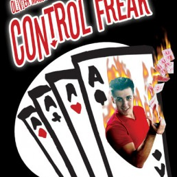 Jaquette DVD CONTROL FREAK